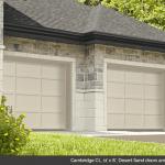 Contemporary Garage Doors - Residential | Door Doctor