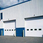 Commercial Modern Garage Doors - Commercial Door Repair - Door Doctor