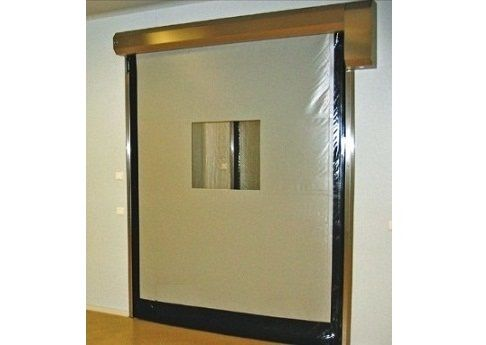 Slimline Techno -\u003e 10  sc 1 st  Door Doctor & Specialized in Industrial Garage Doors of TNR Doors CHI Doors ...