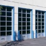 Commercial Modern Garage Doors - Commercial Door Repair - Door Doctor