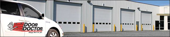 Commercial Door Repair Service - Garage Door Company - Door Doctor