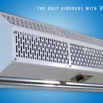 air curtain - air door