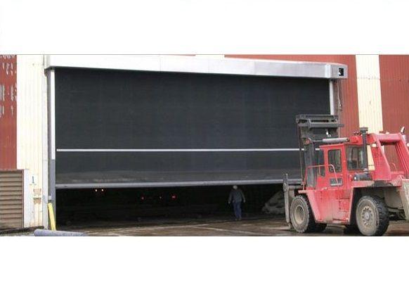 sc 1 st  Door Doctor & TNR HDXL industrial rubber garage door pezcame.com