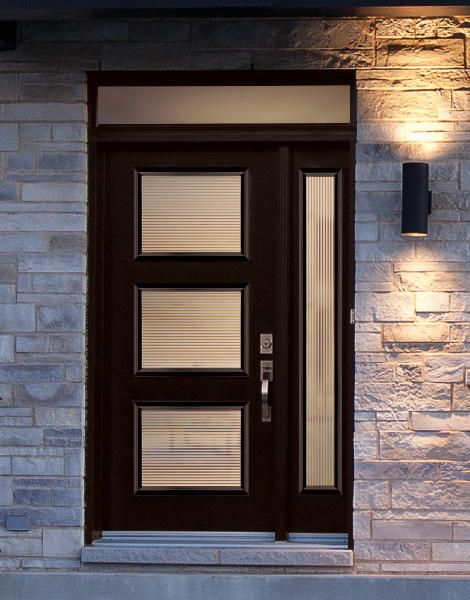 Glass Entry Doors Residential : Masterline residential entry door doctor
