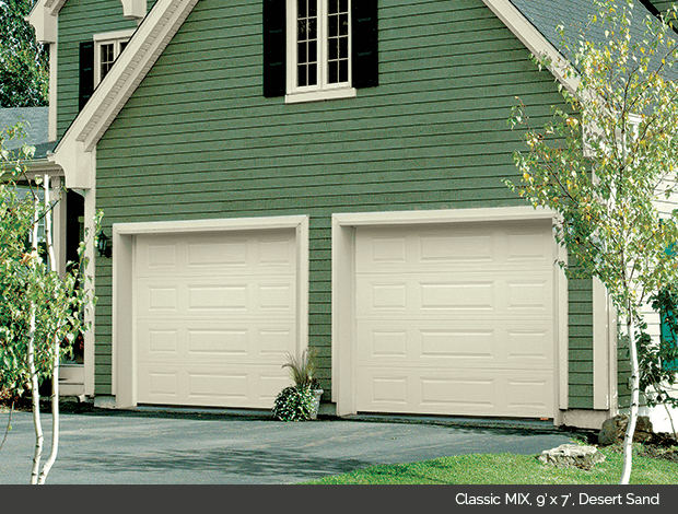 Garage Door Installation - Traditional Garage Doors - Door Doctor
