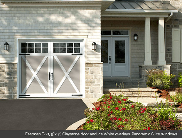 Carriage House Garage Doors - Residential | Door Doctor
