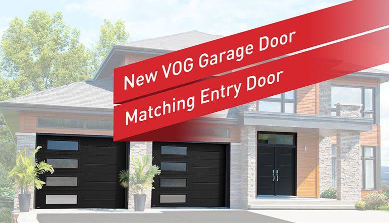Vog Garage Door Entry
